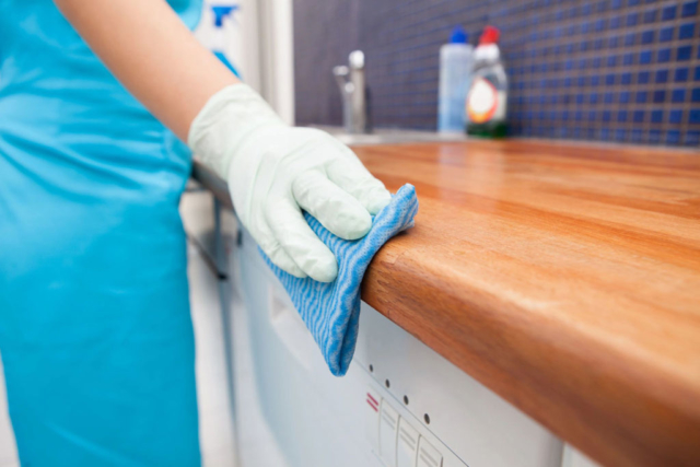 Interior House Clean Tauranga